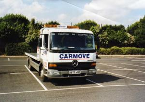Carmove Recovery Vehicles